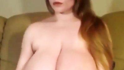A Exercise book - Big saggy gold big titties beauty face
