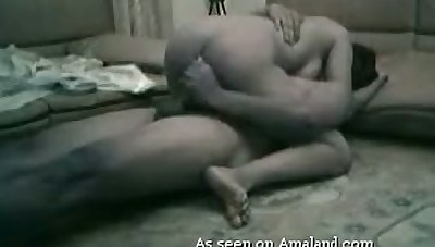 This Indian couple loves to have a good time and they know how to fuck