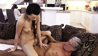 Milf fucks young pauper What would you prefer - computer or