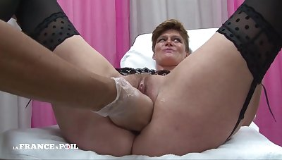 Small Titted Wife Cougar Gets Her Pussy Bonked