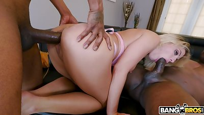 Toy addicted whore Adriana Chechik unique loves taking BBC into ass