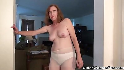 You shall not - dominant matures with saggy tits in unsurpassed compilation