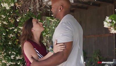 Black gay blade grants hot girl the dick she always dreamed of