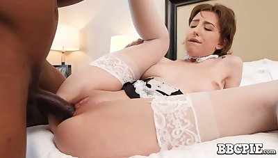 BBCPie: Pallid Live-in lover Tristan Summers Stuffed With Multiple Interracial Creampies on PornHD